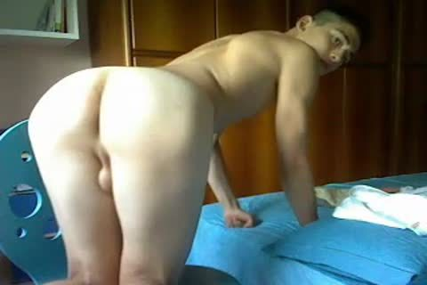 Italian delicious lad With Super lusty wild Smooth On web camera