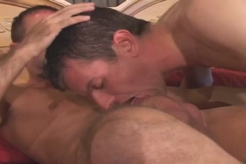 Joey Has Some joy With His Well Endowed Roommate