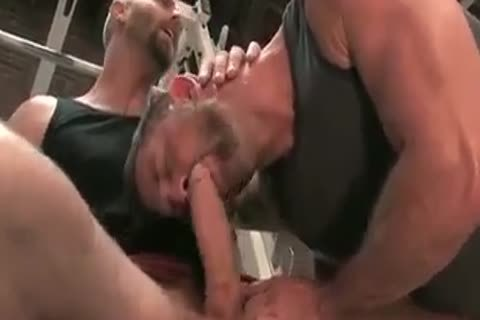 horny Hunks Workout