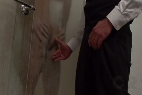 Shower bang With Daddy