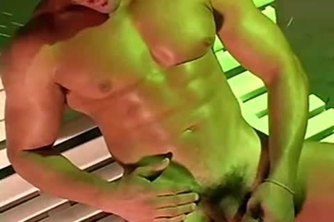 meaty Latin guy Solo jerking off