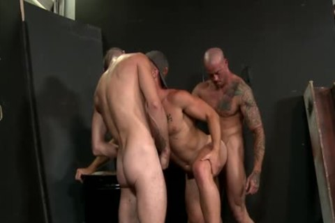 Sean Duran,Jimmie Slater & Saxon West