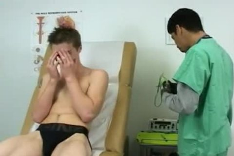 bushy Pinoy guys Sex gay clip The Doctor Then Administered A