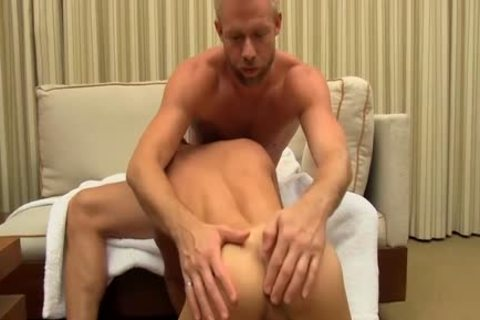 Andy Taylor receives A big 10-Pounder In His horny chocolate hole