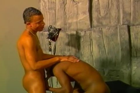 homo chap have a fun unfathomable face hole blow job On black weenie