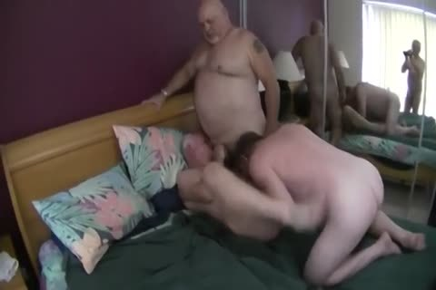 mature Daddy plow