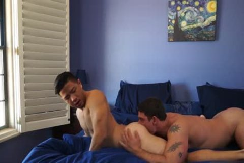 asian knob booty stab With sex cream flow