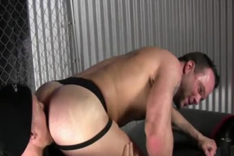 Rimmed arse plowed raw