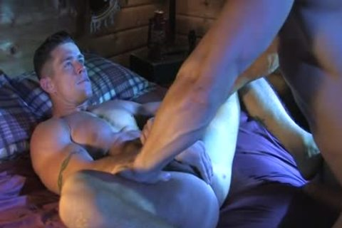 Muscle ramrod bj With goo flow