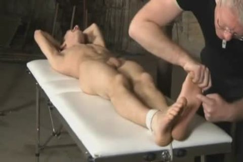fastened Up, Tickled And Jerked
