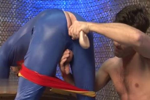 wild gay Domination With sperm flow