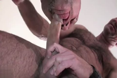 large penis gay Flip Flop And ejaculation