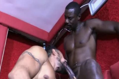 large dick homosexual oral pleasure And Facial