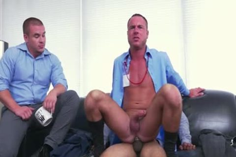 Latin homosexual dildo And Facial
