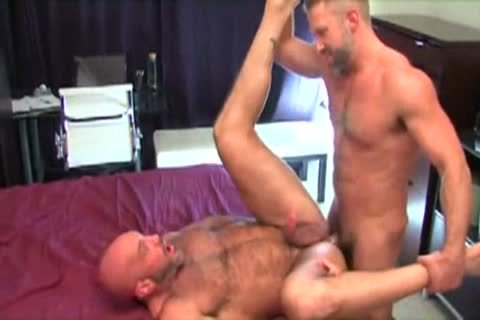 Jesse Jackman And Dirk Caber.