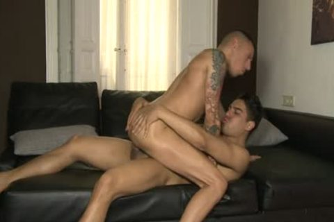 European Son Flip Flop With cumshot