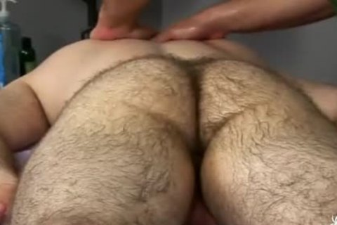 shaggy Bear Body And Genital Massage 2