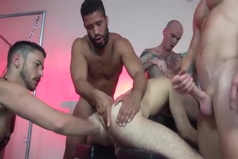 bare bunch-sex With Multiple Creampies