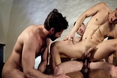 naughty homo DP With ball batter flow