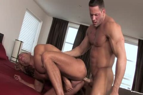 Latin homo fellatio stimulation With goo flow