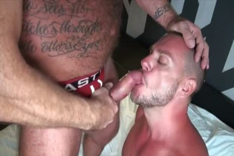 large knob homo anal sex With spunk flow