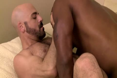 Interracial With Daddy