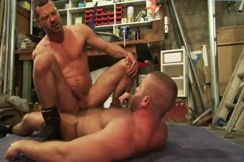 chap Finder: Hunter Marx And Will Swagger - plowing  hole