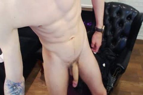 classy Hunk Michel Style Beats His gigantic Euro cock
