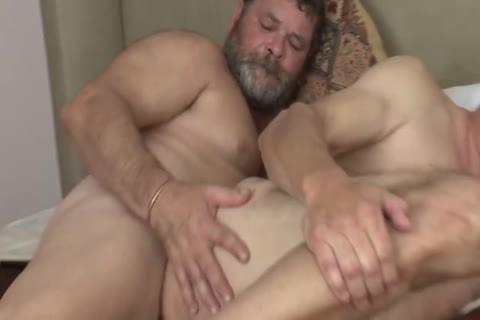 drilling An old dad unprotected