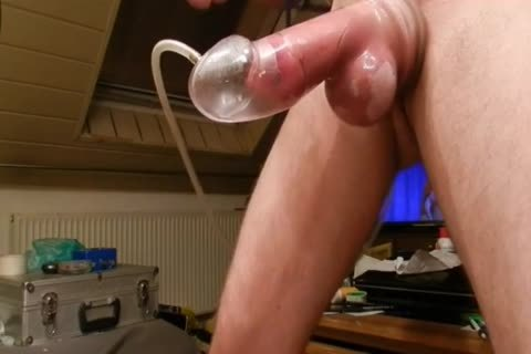 Extrem penis Pumping + String Party (17.09.2017)