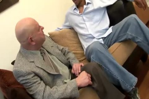 Daddy acquires Nailed By Darksome Hunk