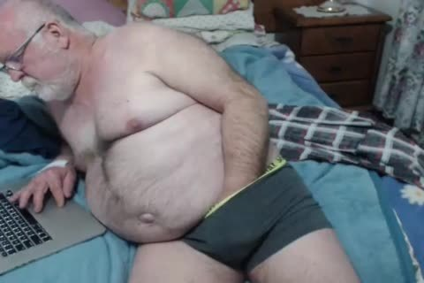 older man jerk off On webcam