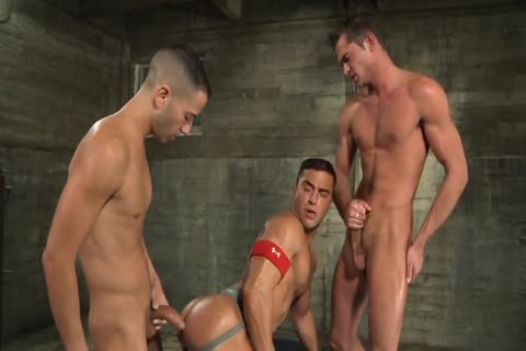 pounding In threesome