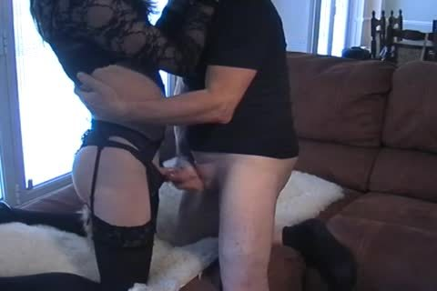 Petgirl Crossdresser screwed By older master