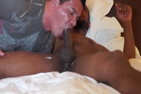 sucking humongous darksome ramrod 2 butthole