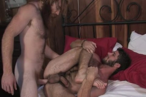 big cock Son ass sex And goo flow