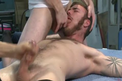 Muscle homosexual Foot Fetish And sperm flow