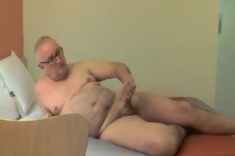 grandad sperm On webcam