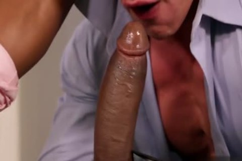 charming homosexual Flip Flop And cumshot