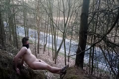 My undressed Walk outdoors Part three Of three. Comments Pleasethanx