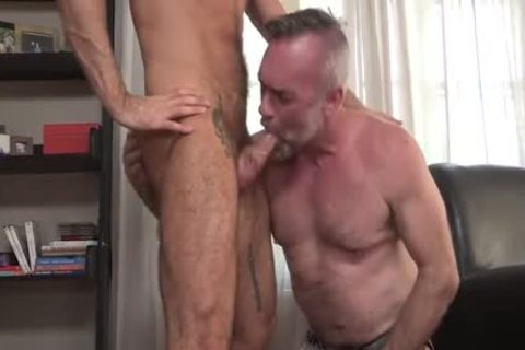 Brendan And Peter plow naked