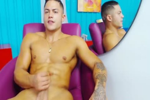 Flirt4Free Brandon Sullivan - ideal brawny Body For His ideal penis