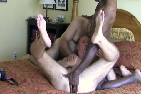pounded By Visiting Buddies
