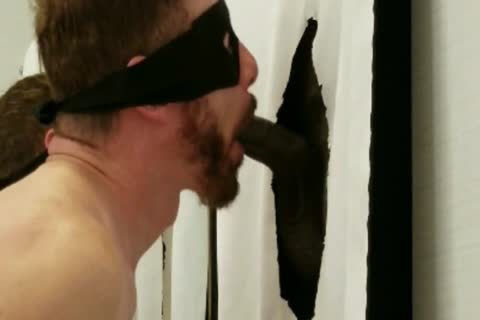 massive BBC With humongous Hanging Balls Stops By My Gloryhole