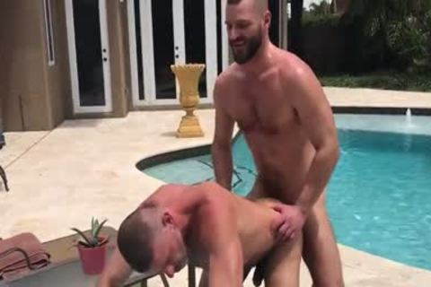 Clay And Jake Pool pound
