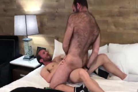 raw Bears: Mike & Dustin