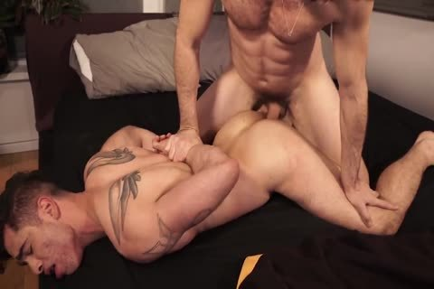 Servicing Daddy's penis