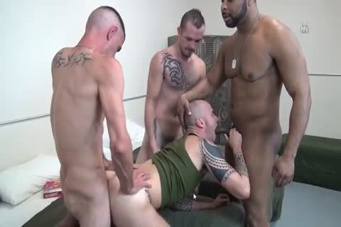 cam Christou Military gangbang