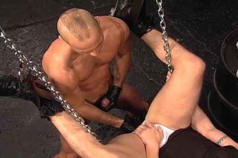 Rick Powers And Danny Fox receive juicy