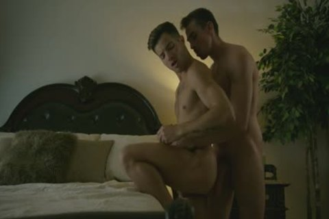 humongous penis homo a bit of booty With spunk flow